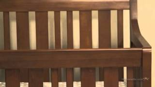 Nursery Smart Darby 3 In 1 Convertible Crib