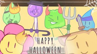 🎃 Happy Halloween meme 🎃 // BFB (ft. Final 6 contestants) // HALLOWEEN SPECIAL [read desc ty]