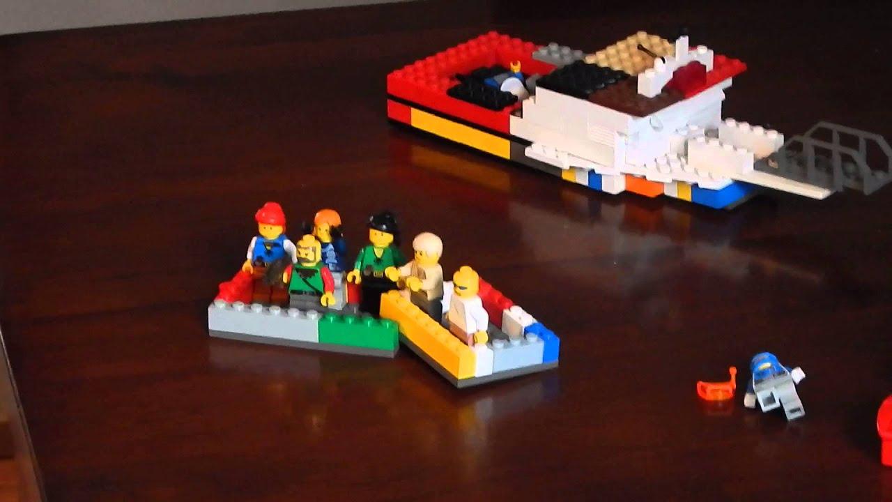 Lego Jaws 2 Part 2 - YouTube