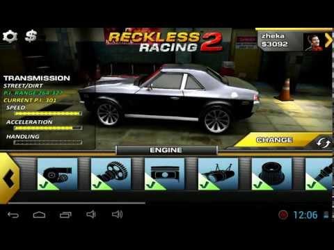 Обзор игры ** Reckless Racing 2 ** для Андроид
