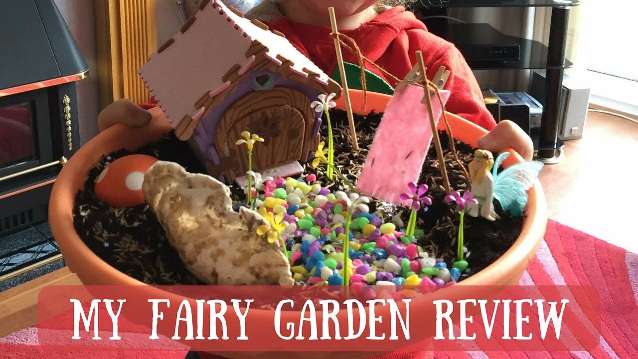 My Fairy Garden Youtube