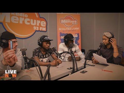 LIVE NOW avec DADDY LYON sur Radio Mercure