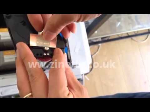 How to reset your imaging drum for OKI C5650 c5750