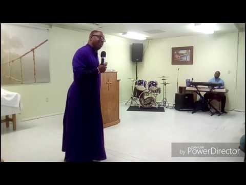 """Bishop Blake Mills """"God Is Shifting"""" 8/21/16"""