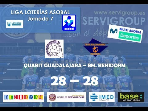 2017 10 21 Liga Loterias Asobal Post partido Quabit Guadalajara   BM Benidorm