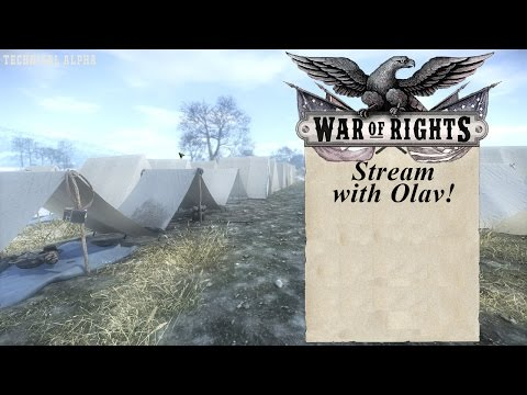 Being sharp in War of Rights with my Sharps Rifle!