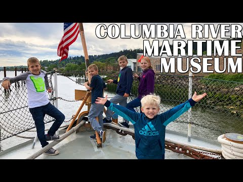 Kids Take Over the News Secret Tour of Sunken Boat