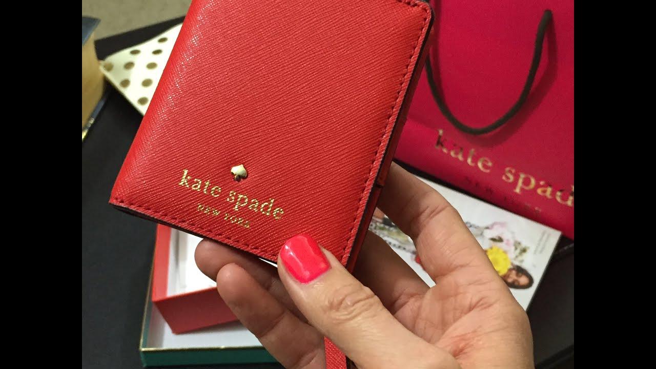 Kate Spade Cedar Street Small Stacy Wallet