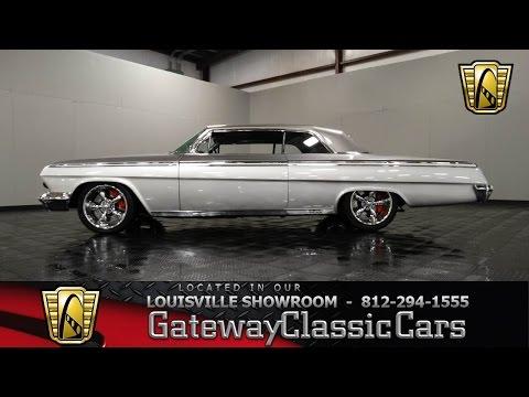 1962 Chevrolet Impala Pro Touring Resto Mod - Louisville Showroom - Stock #967