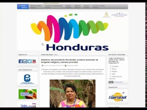 Honduras Post Tracking Guide