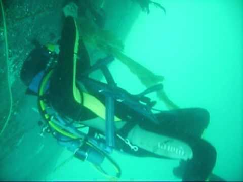 Commercial diver job 2