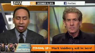 ESPN First Take - Pete Rose's Permanent Ban: Fair or Foul? 2015