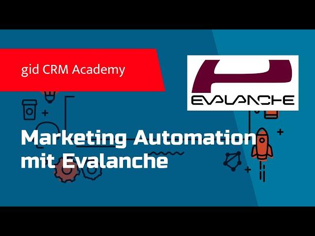 CRM CAS genesisWorld & SC Networks Evalanche - Marketing Automation