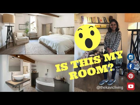 AirBnB Room Tour | Florence, Italy | Best Stay Ever in 2018