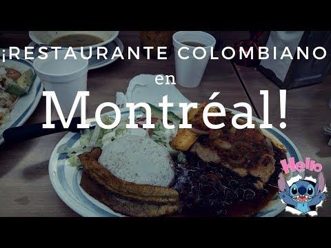 Restaurante colombiano en Montreal!! - colombiana en Canadá