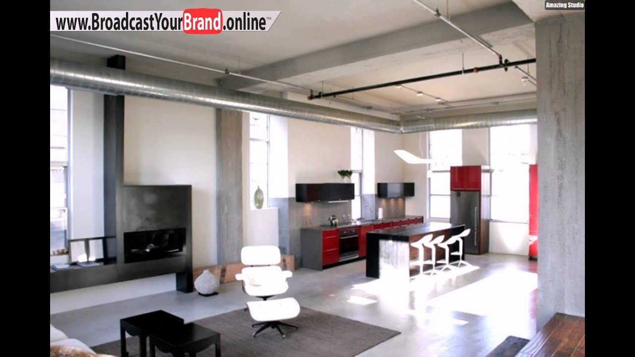 Wohnideen küche modern schwarz weiß weiße barhocker   youtube
