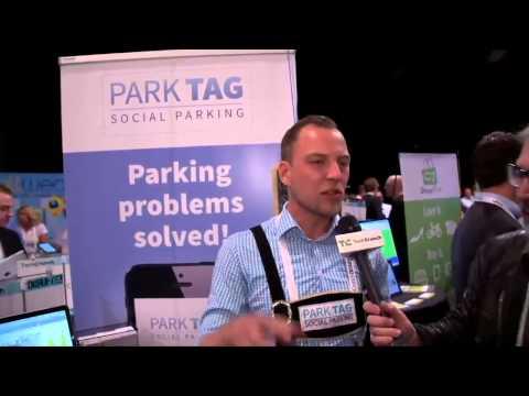 ParkTag | Disrupt NY 2013 Startup Alley