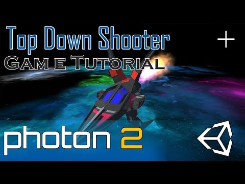 Top-Down Spaceship Movement with Photon 2 in Unity   Info