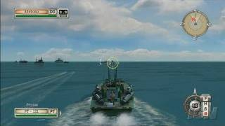 Battlestations: Midway Xbox 360 Gameplay - Lombok PT Boat