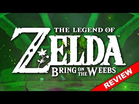 Zelda: Breath of the Wild Review (gamergod88)