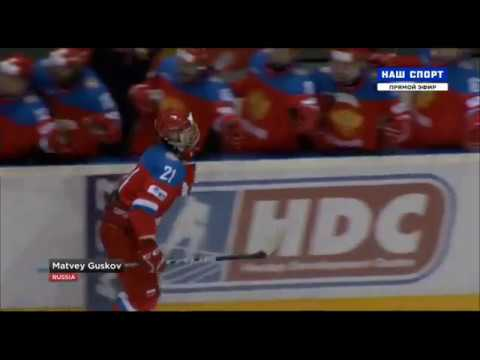 Aug 09, 2017 Hlinka Memorial: Russia 3-1 Finland