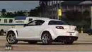 motorguru.com - Mazda RX-8 Stability Control Demonstration