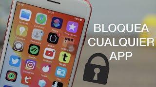 Como Bloquear Cualquier Aplicación En Tu iPhone Con Contraseña - TRUCO screenshot 1