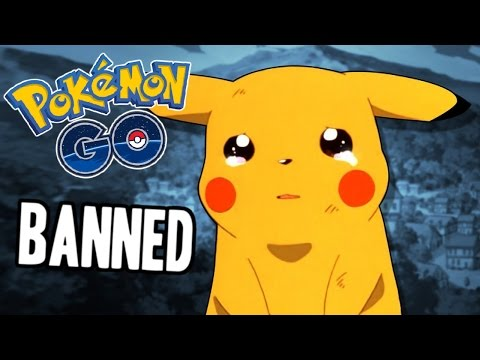 Why China Banned Pokemon GO