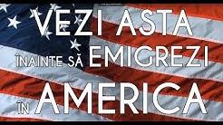 Vrei s emigrezi n America?
