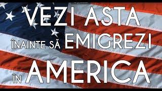 Vrei să emigrezi în America?