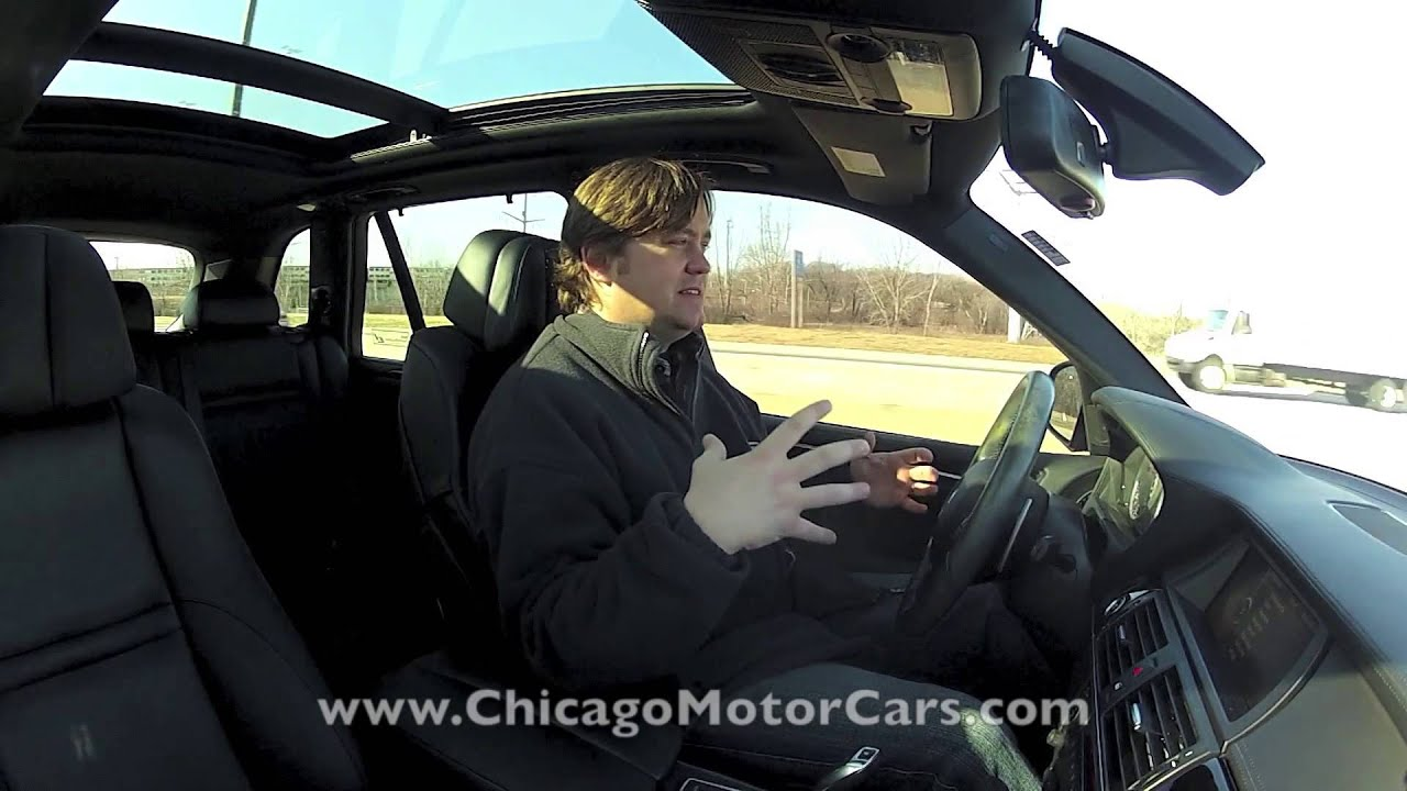 BMW X5 M Chicago Motor Cars Video Test Drive Review with Chris