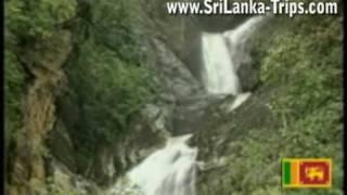 Sri Lankan Waterfalls By Erickson Tissera