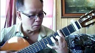 Mưa Hồng (Trịnh Công Sơn) - Guitar Cover by Hoàng Bảo Tuấn