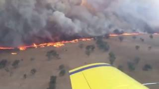 'Catastrophic' bushfire conditions threaten NSW as heatwave continues | firefighting