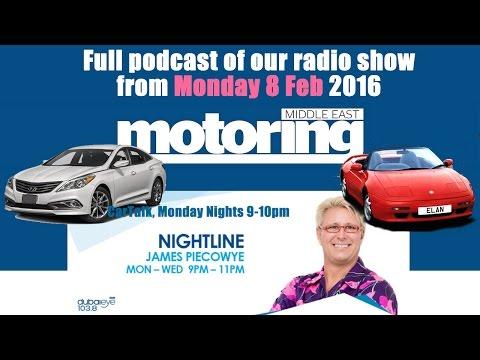 Car Talk Radio Show Podcast from 8 Feb 2016 on Dubai Eye