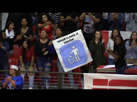 Varsity Basketball Highlights -  Battle of the Brazos! BWood v BPort