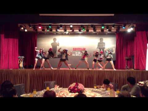 ESPIONAGE ALE April Intake Dance Performance