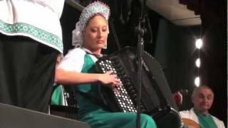 "Sydney Balalaika Orchestra: Lina Chegodaev Bayan Soloist ""Rassipuha"" [Part 3]"