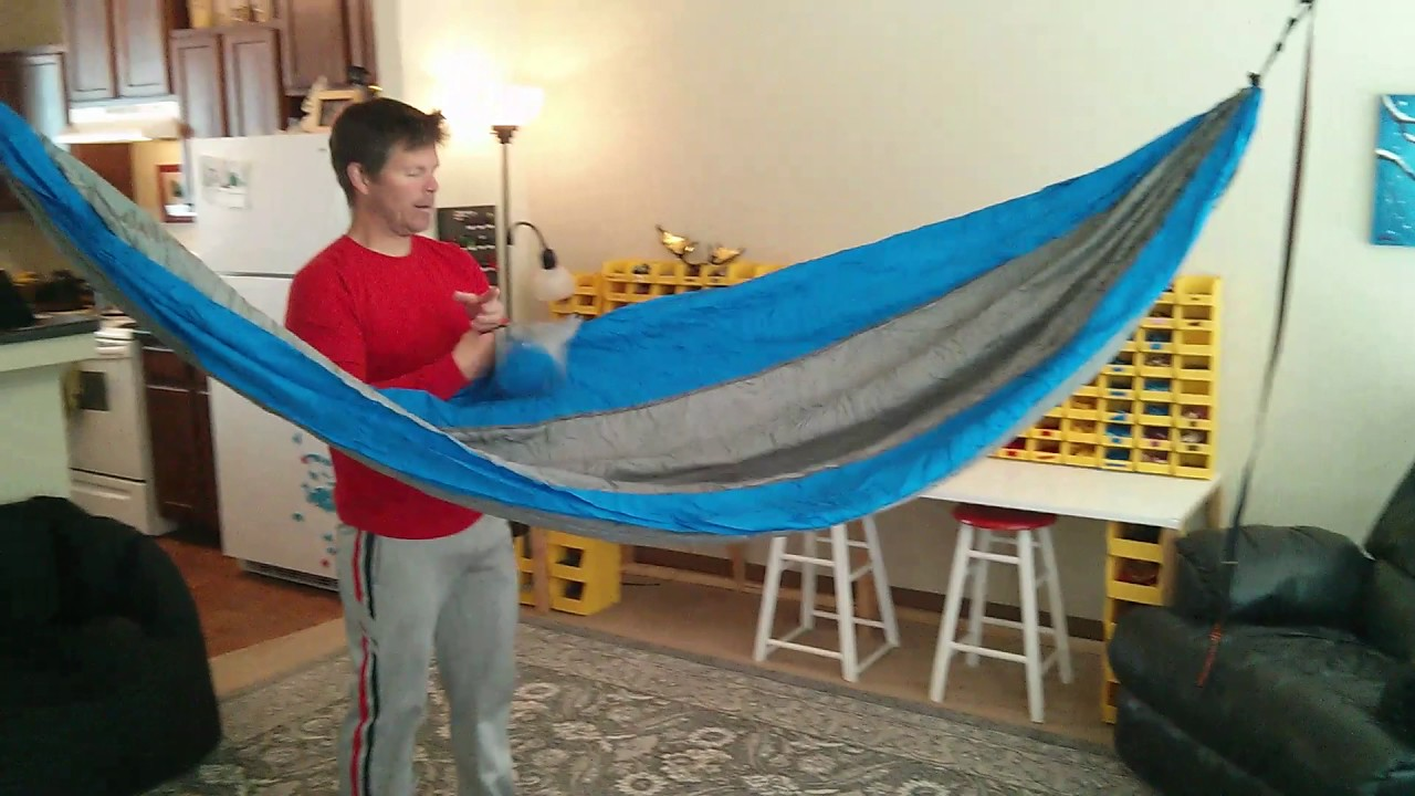 How To Hang Your Gopoint Hammock Indoors