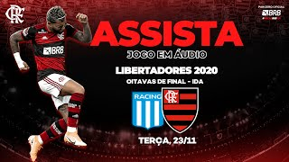 Flamengo x Racing AO VIVO na Fla TV   Libertadores 2020