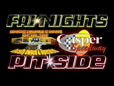 Rockin Burgers N Dogs Is Pit Side This Season At The Casper Speedway