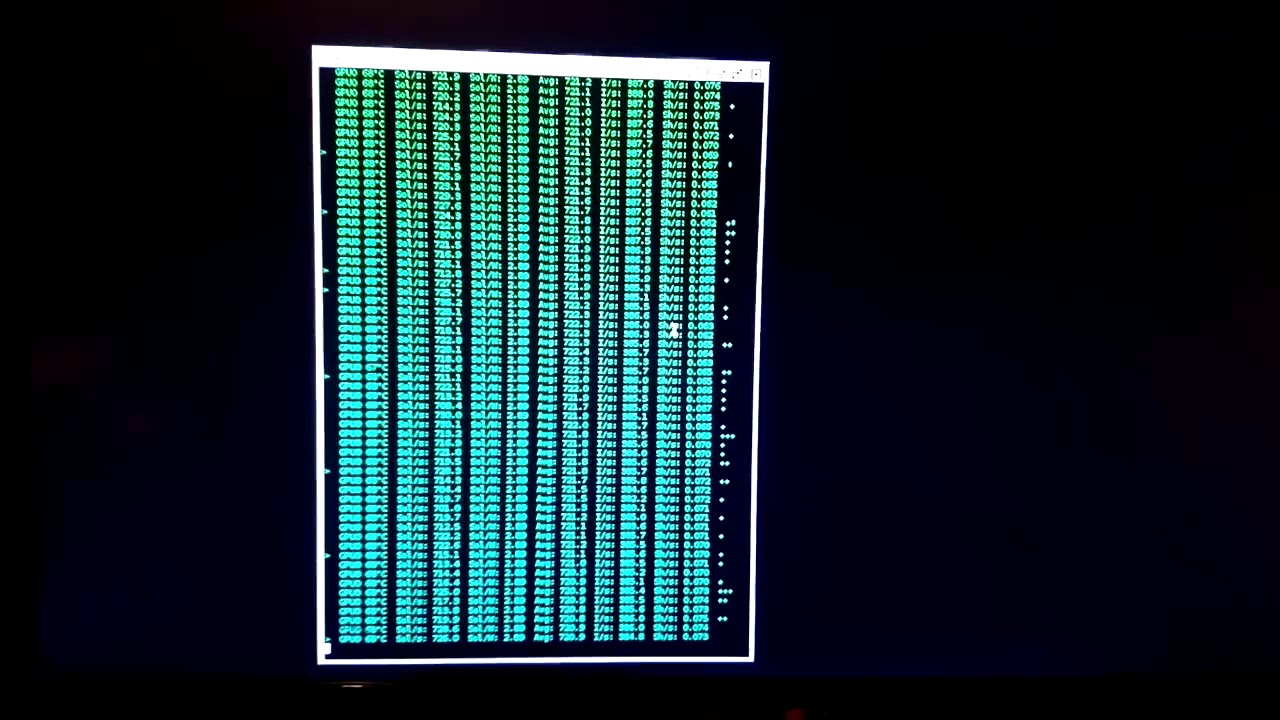 GTX 1080Ti PCI Passthrough Crypto Mining GNU/Linux Virtual Machine ZCash Equihash