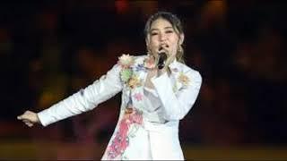 Jimmy The Upstairs Beri Via Vallen Apresiasi  Nyanyi Lagu di Asian Games 2018.