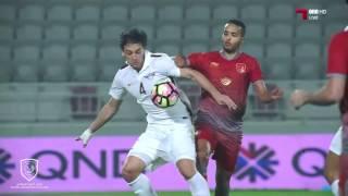 المباراة كاملة | الجيش 1 - 2 لخويا | QSL 16/17