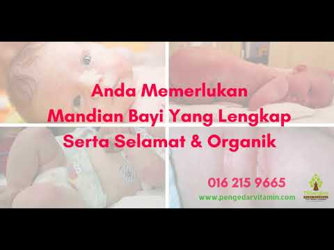 Shaklee Baby Natural & Organic Skin Care Malaysia