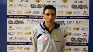 29-11-2016: #fipavpuglia - Zoom sul derby di B maschile tra Ostuni e Galatina