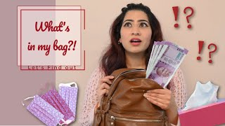 OMG see what i found in my bag !! **Warning | Anishka Khantwaal |