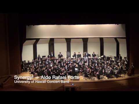 University of Hawaii Concert Band — 2017 Aloha Concert