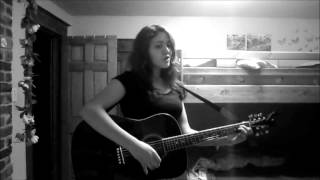 Can You Feel My Heart acoustic cover by Cecilia Ellis