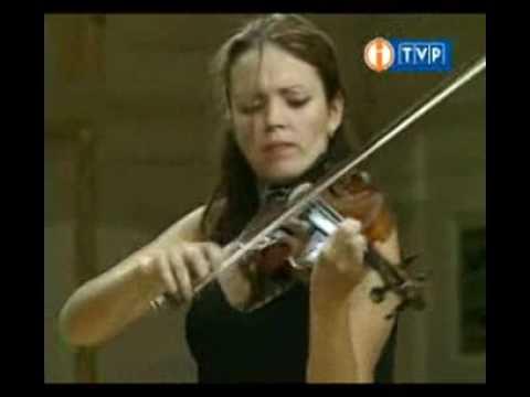 Grażyna Bacewicz Sonata Nr.2, Finale. Maria Shalgina